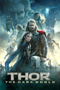 "Poster for the movie ""Thor: The Dark World"""