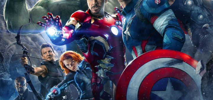 """Poster for the movie """"Avengers: Age of Ultron"""""""