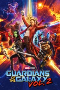 "Poster for the movie ""Guardians of the Galaxy Vol. 2"""