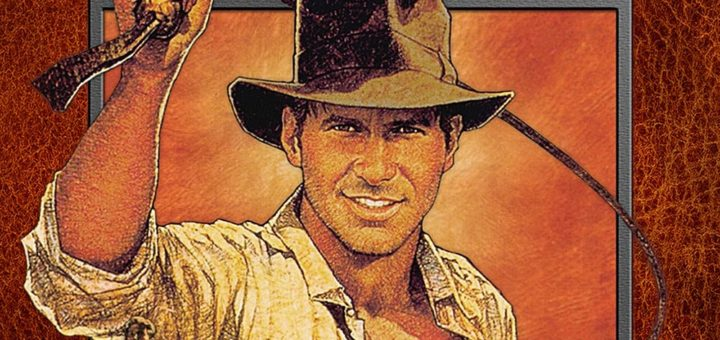 "Poster for the movie ""Raiders of the Lost Ark"""
