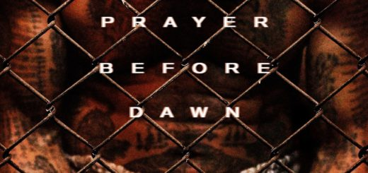 "Poster for the movie ""A Prayer Before Dawn"""