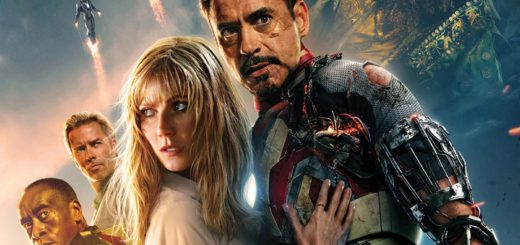 """Poster for the movie """"Iron Man 3"""""""