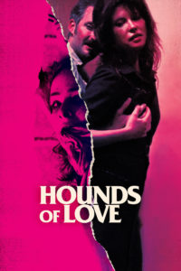 "Poster for the movie ""Hounds of Love"""