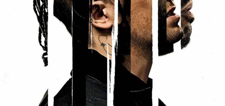 "Poster for the movie ""Blindspotting"""