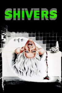 "Poster for the movie ""Shivers"""