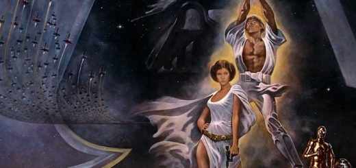 """Poster for the movie """"Star Wars"""""""