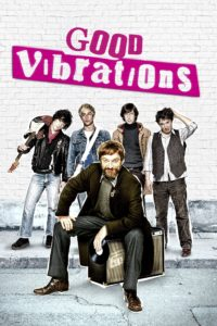 "Poster for the movie ""Good Vibrations"""