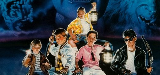 """Poster for the movie """"The Monster Squad"""""""