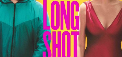 "Poster for the movie ""Long Shot"""