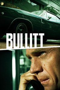 "Poster for the movie ""Bullitt"""
