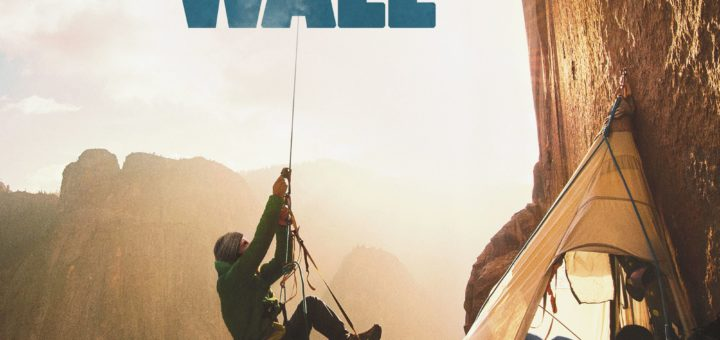 """Poster for the movie """"The Dawn Wall"""""""