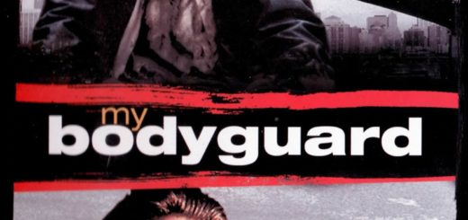 """Poster for the movie """"My Bodyguard"""""""