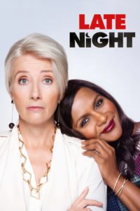 "Poster for the movie ""Late Night"""