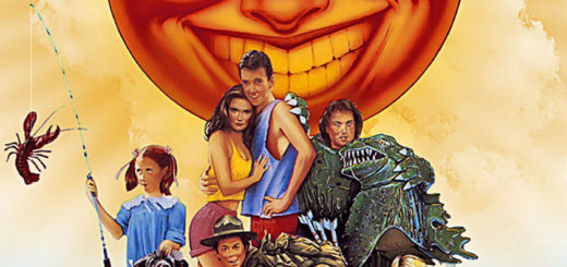 """Poster for the movie """"One Crazy Summer"""""""