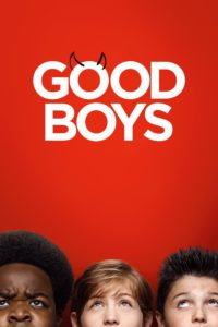 "Poster for the movie ""Good Boys"""