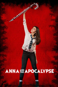 "Poster for the movie ""Anna and the Apocalypse"""