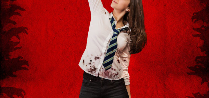 """Poster for the movie """"Anna and the Apocalypse"""""""
