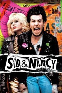 "Poster for the movie ""Sid & Nancy"""