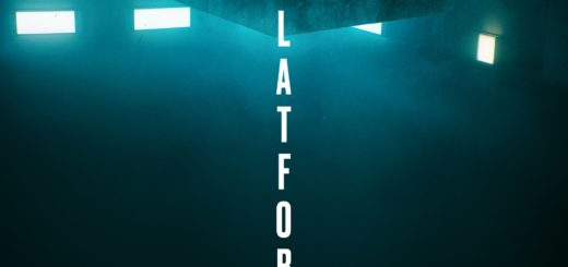 """Poster for the movie """"The Platform"""""""