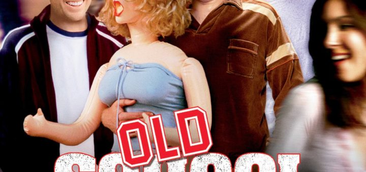 "Poster for the movie ""Old School"""