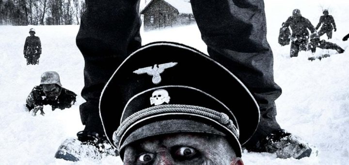 "Poster for the movie ""Dead Snow"""