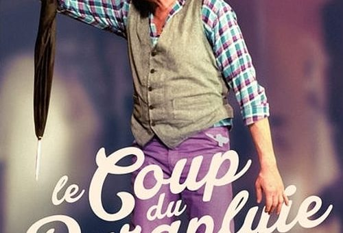 """Poster for the movie """"Umbrella Coup"""""""