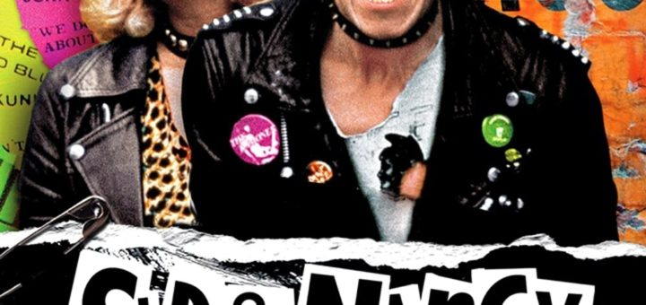 """Poster for the movie """"Sid & Nancy"""""""