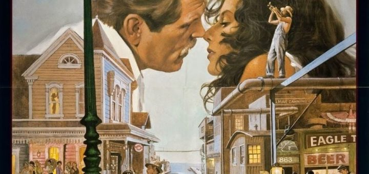 "Poster for the movie ""Cannery Row"""