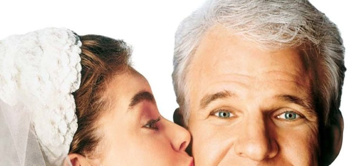 "Poster for the movie ""Father of the Bride"""
