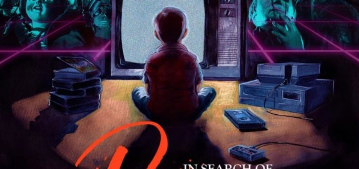 """Poster for the movie """"In Search of Darkness: A Journey Into Iconic '80s Horror"""""""