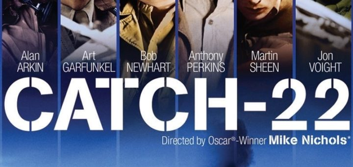 """Poster for the movie """"Catch-22"""""""