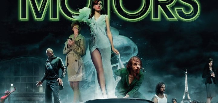 "Poster for the movie ""Holy Motors"""