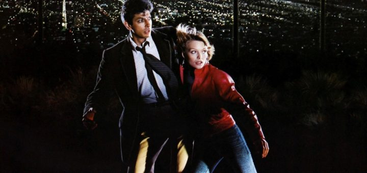 "Poster for the movie ""Into the Night"""