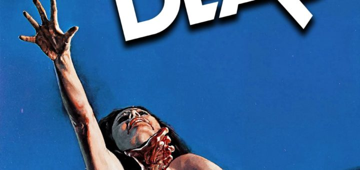 """Poster for the movie """"The Evil Dead"""""""